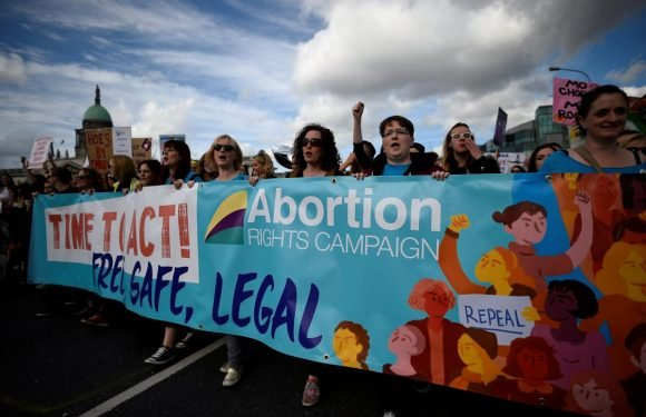 Irish deputy PM drops resistance to easing of abortion law