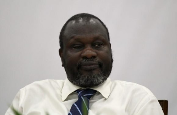 East African bloc says South Sudan rebel Machar should be freed…