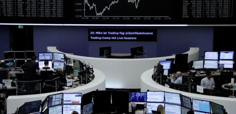 Cyclicals drive European shares higher as Renault M&A news boosts…