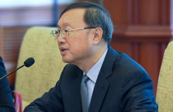 China envoy tells Moon all sides must advance talks on Korean…