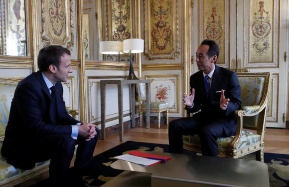 Samsung, Fujitsu give Macron's AI plan a boost with Paris R&D hubs