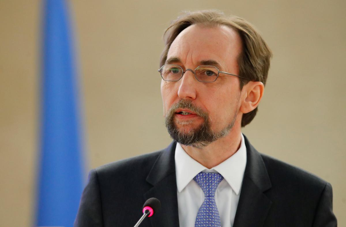 U.N. rights chief denounces 'climate of intimidation' in Egypt…