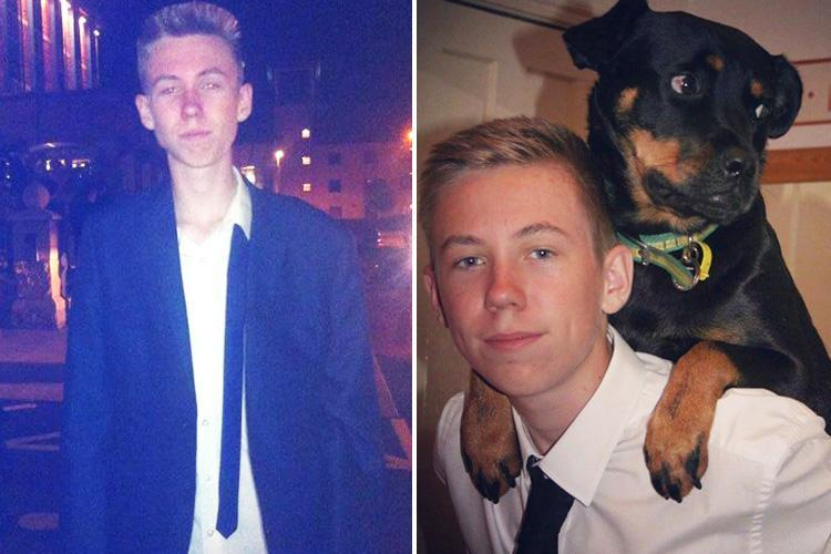 First picture of teen biker, 18, killed with pal by 'drink driver'