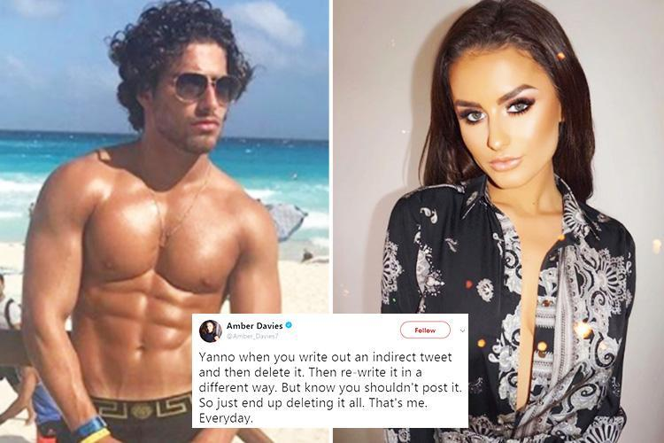 Kem Cetinay says he wants to return to Love Island this year following his failed Amber Davies romance… and she's not happy
