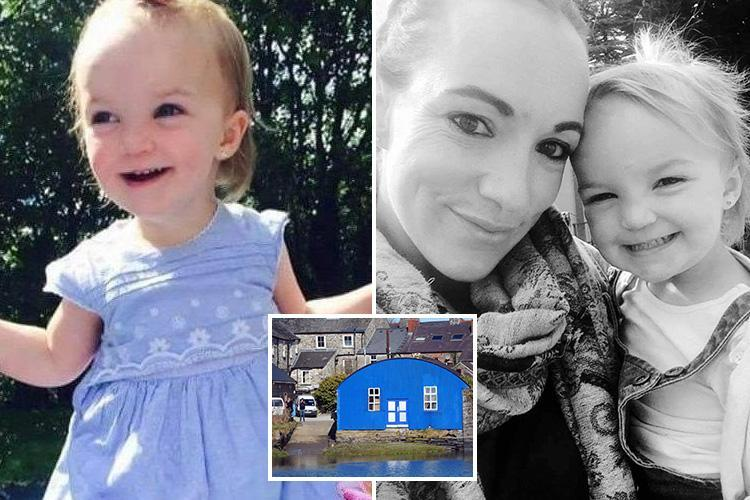 Kiara Moore's heartbroken mum 'to be quizzed by police' over tot's river plunge death