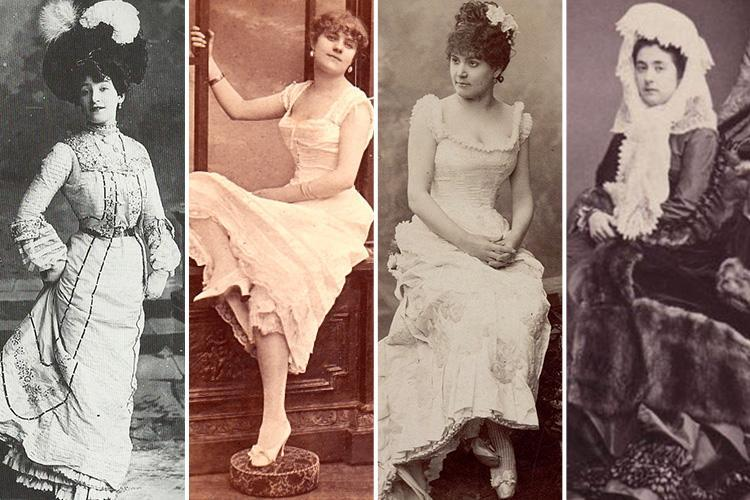 Paris' most famous hookers seen in pics from scandalous 19th century brothel guide