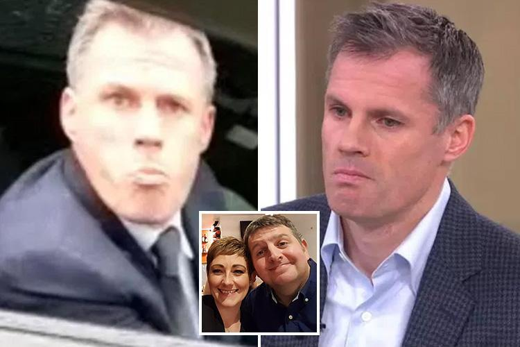 Jamie Carragher suspended from Sky Sports until end of season for spitting at girl