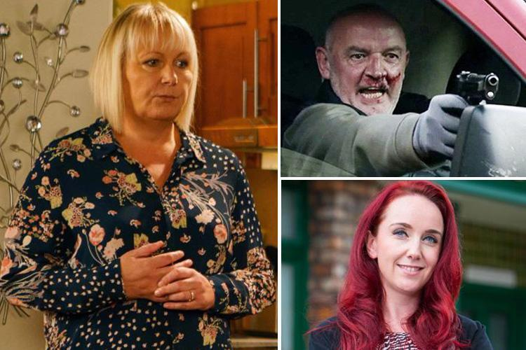 Coronation Street boss Kate Oates reveals how Eileen Grimshaw will battle for survival against Pat Phelan