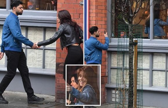 Coronation Street spoilers: Zeedan's obsession with Kate and Rana takes a dark turn as he 'tries to break them up' by secretly filming day out with Sophie