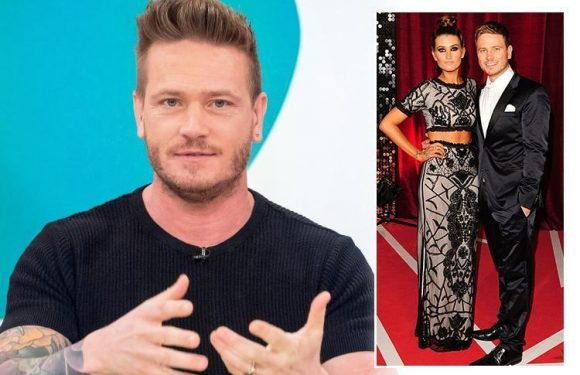 Emmerdale's Matthew Wolfenden reveals he's having a stag do six weeks AFTER secret wedding to Charley Webb
