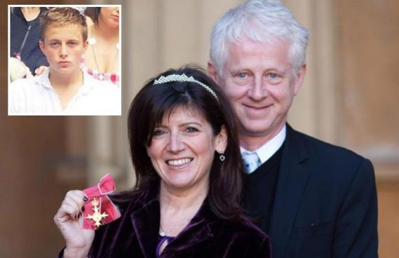 Radio star Emma Freud confesses she would like to French kiss her 20-year-old son if it is was not 'so illegal'