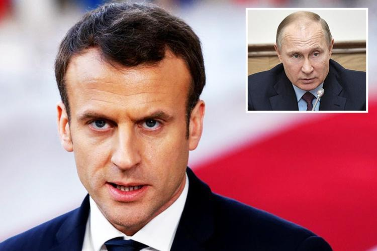 France admits Russia WAS responsible for spy poisoning after accusing UK of punishing Kremlin too soon