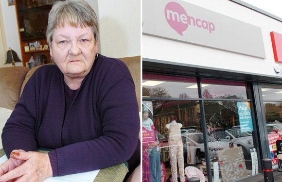 Mencap charity shop charges epileptic woman £17 for glass bowl she accidentally broke while having a SEIZURE