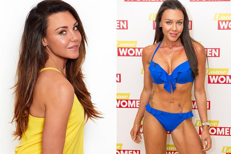 Michelle Heaton reveals how she really feels about stripping off for The Full Monty five years after her double mastectomy