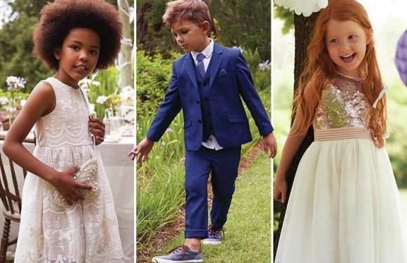 Primark launches cute range of wedding outfits for kids… and they're super-cheap