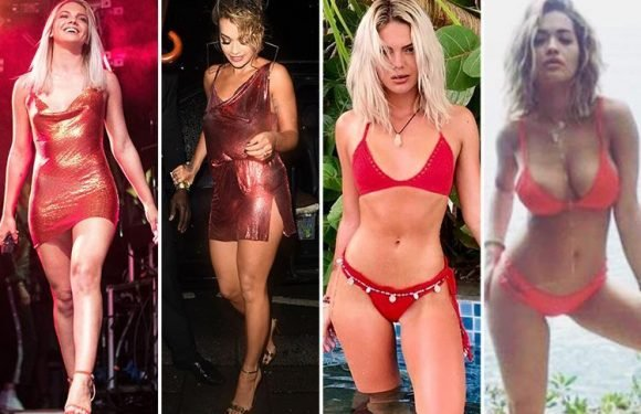 Is Louisa Johnson turning into Rita Ora? We look at the evidence