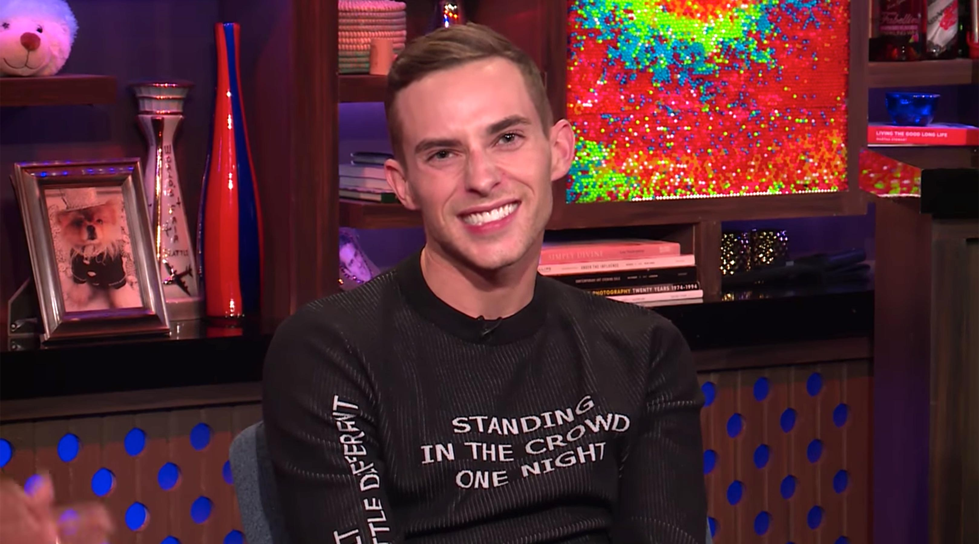 Adam Rippon: Johnny Weir jealously rumors are maybe true, skater says