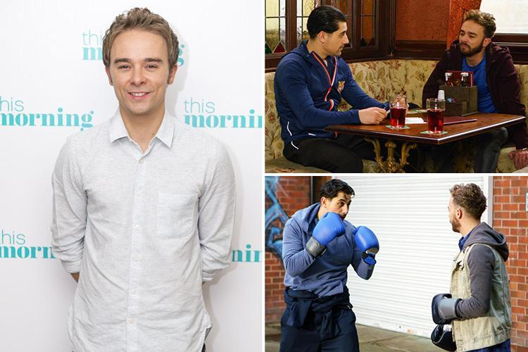 Coronation Street's Jack P Shepherd breaks silence on 'the gravity and significance' of the controversial storyline that sees his character David Platt raped by Josh Tucker