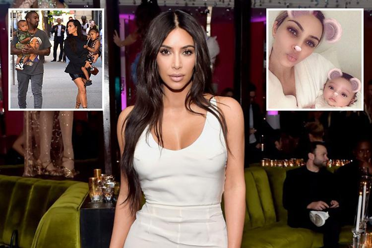 Kim Kardashian reveals she almost 'bled to death' giving birth and doctor had to 'stick his whole arm in her' to pull out 'stuck placenta'