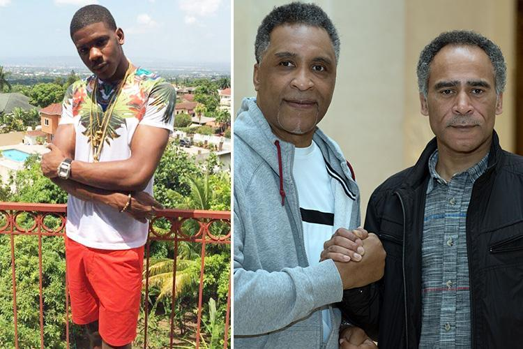 Thugs 'threatened brain-damaged boxer Michael Watson with acid after spraying his carer in the face as they tried to steal car'