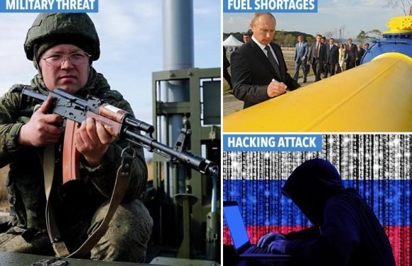 Five ways raging Vladimir Putin could squeeze the UK into submission with revenge attacks over spy poisoning outrage