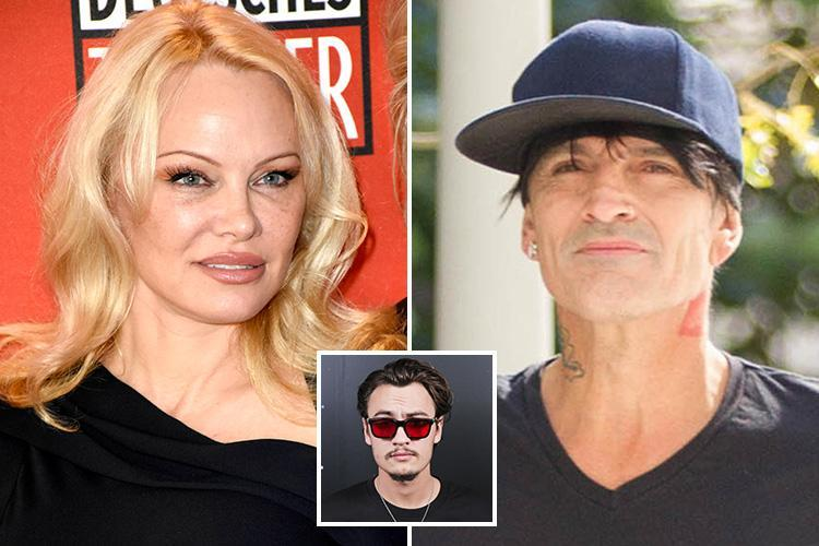 Pamela Anderson breaks her silence on ex-husband Tommy Lee's bust-up with their son Brandon