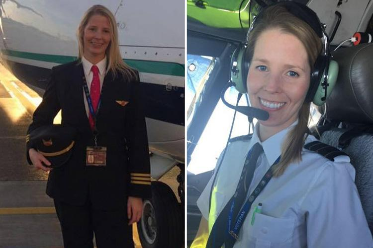 Alaska Airlines pilot claims she was drugged and raped by male captain during work trip