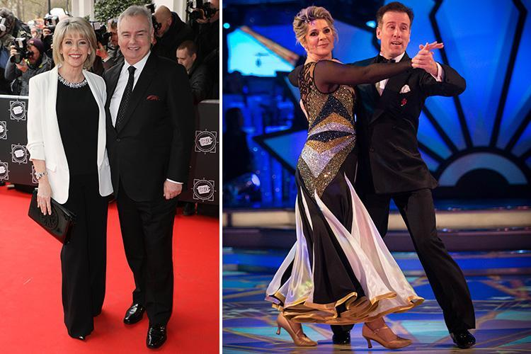Ruth Langsford revealed she's struggling to maintain Strictly Come Dancing weight loss