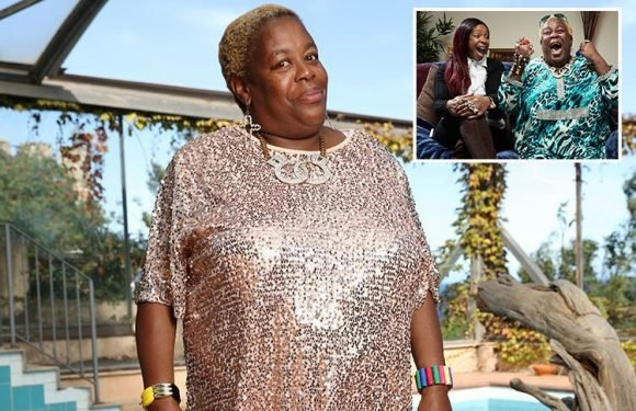 Gogglebox's Sandra Martin prefers being on BENEFITS than being famous and says state handouts are less stressful than being in the public eye
