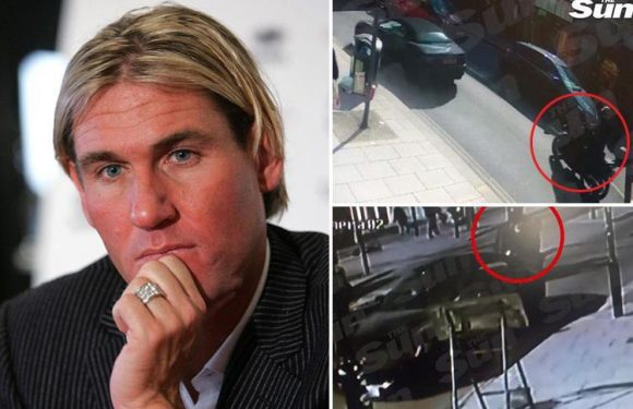 Ex-Crystal Palace boss Simon Jordan reveals his dad, 80, tackled moped gunmen who stole his £127k watch