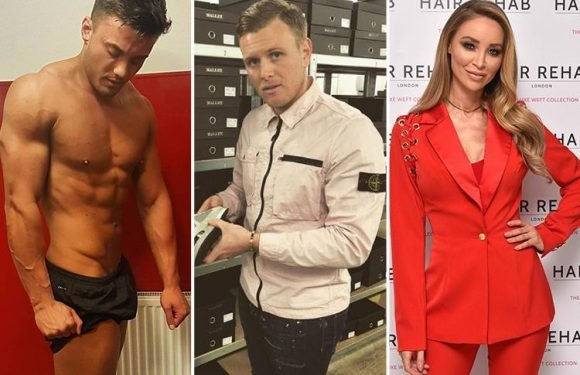 Towie stars REAL jobs revealed – and you'll never believe how they make money off-screen when they're not being TV stars