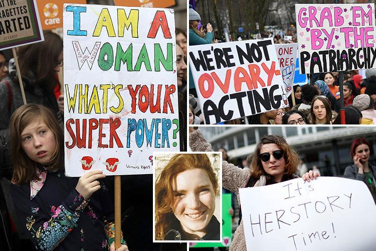Why I HATE International Women's Day… and most normal women don't care about this claptrap either