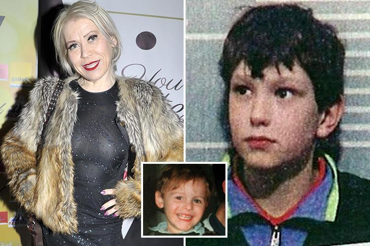 Shameless star Tina Malone slams police investigation into claims she posted pics of James Bulger's killer Jon Venables online