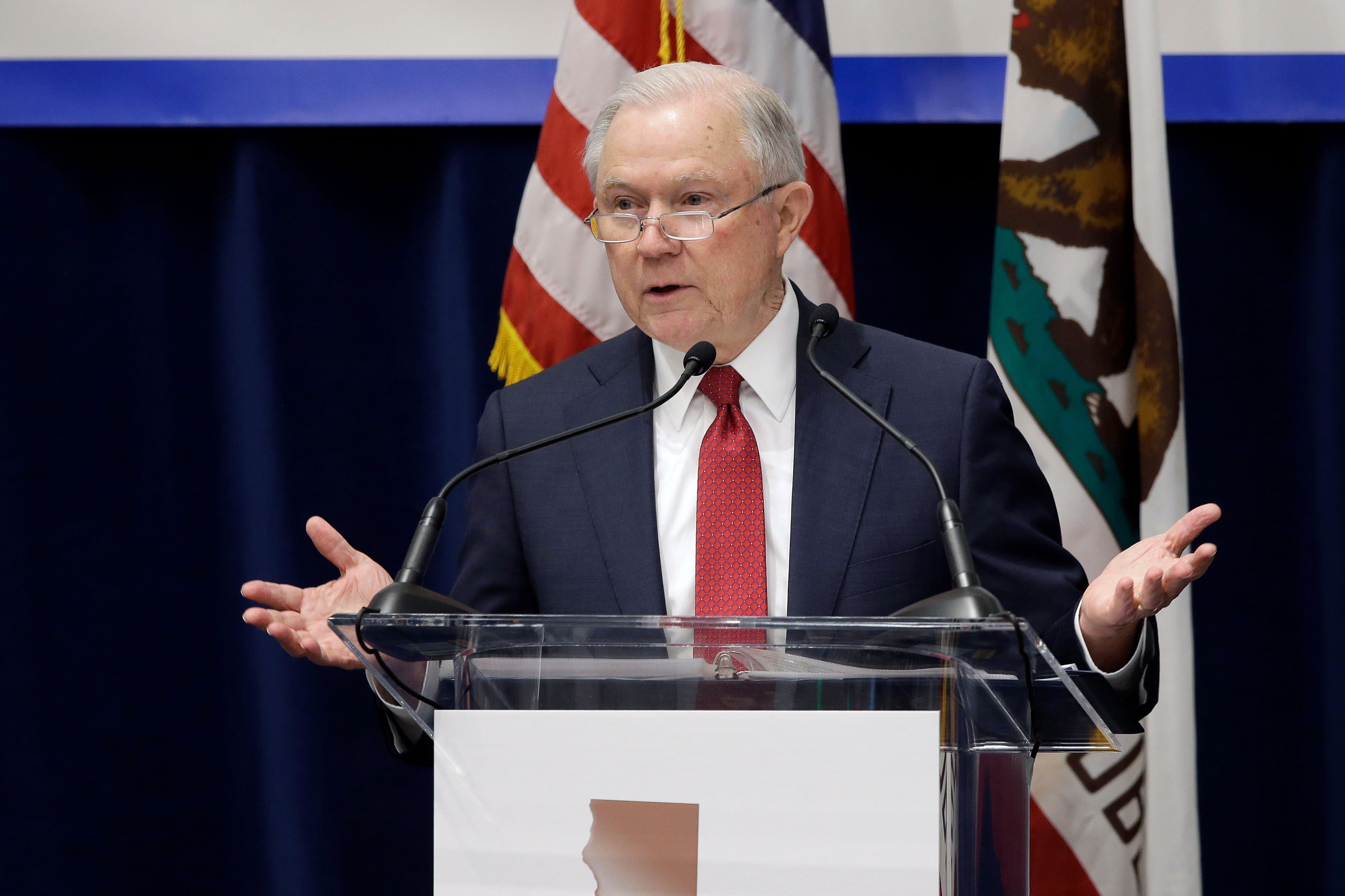 ICE spokesman says he quit over 'false' claims by DOJ officials