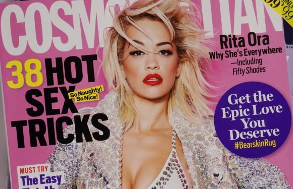 Hearst heiress thanks Jesus after Walmart pulls Cosmo from checkout lines