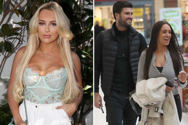 Towie's Amber Turner plans huge showdown with Dan Edgar after he ditches her for new girl Clelia Theodorou
