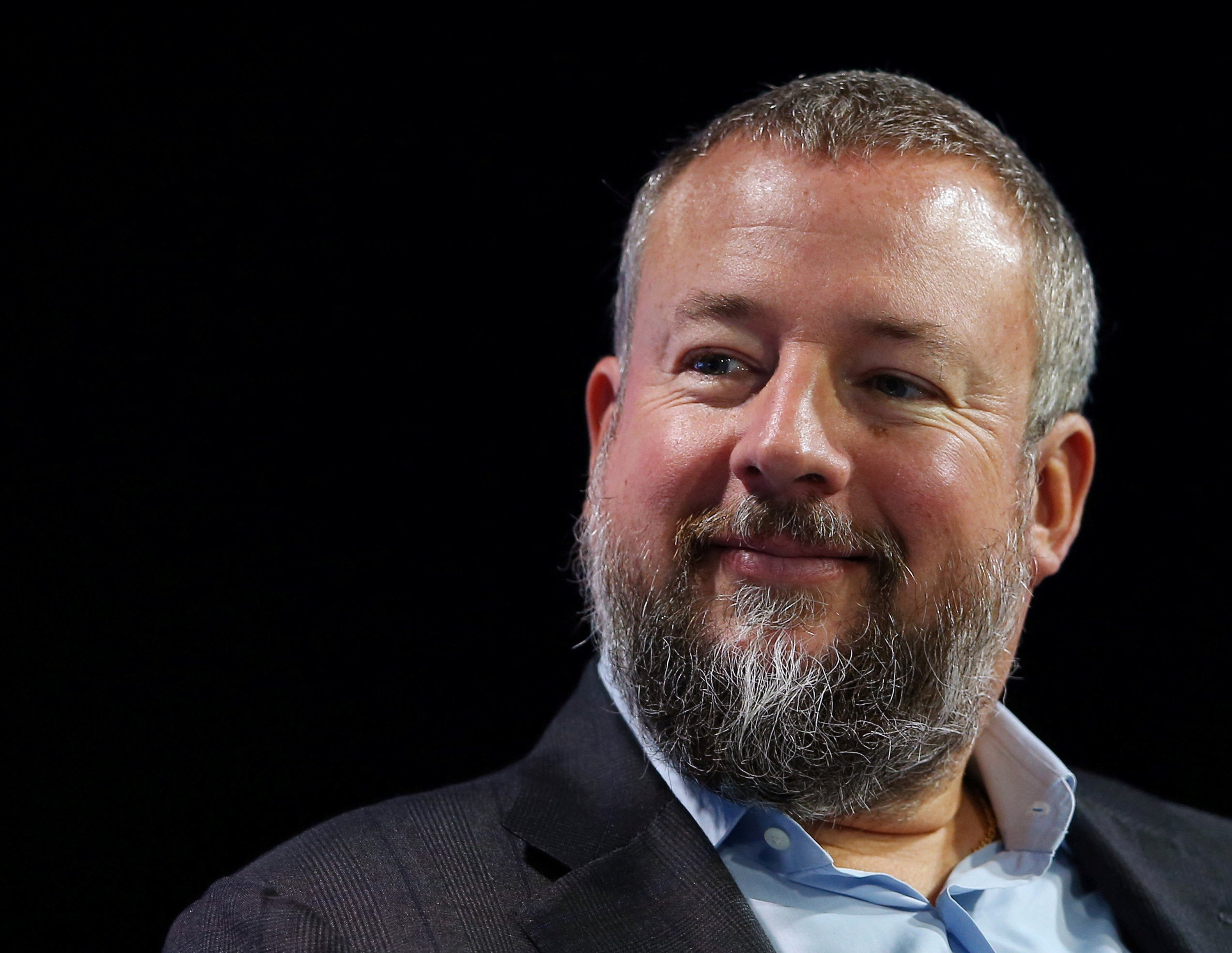 Shane Smith gives up the CEO role at Vice, but not the control