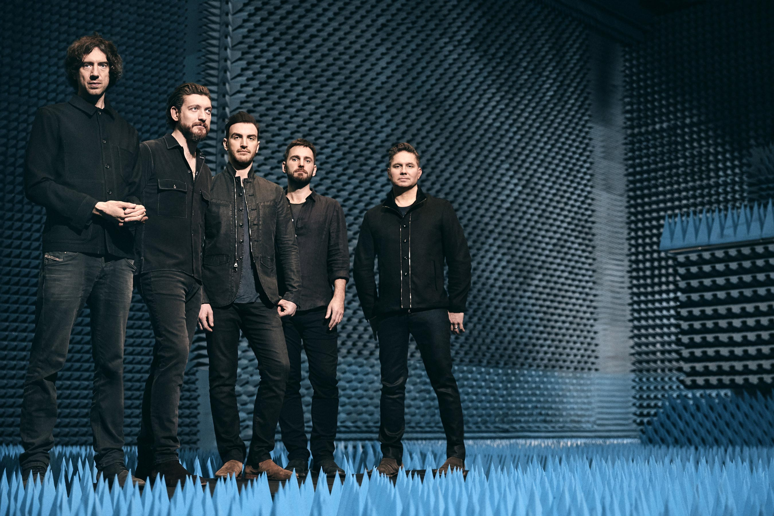 Snow Patrol announces first album in 7 years