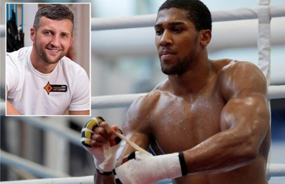 Joshua vs Parker: Carl Froch questions AJ's ability to get the better of heavyweight rival in Easter weekend battle