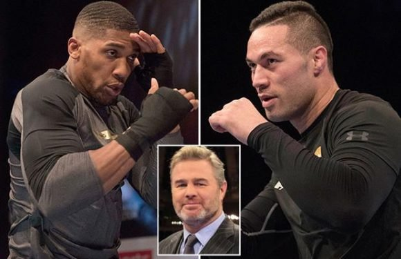 Joshua vs Parker: Five ways the Kiwi underdog can win, including picking up the speed and with his jab