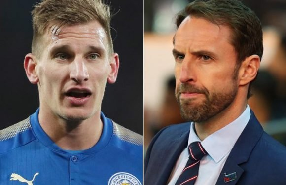 Leicester star Marc Albrighton must have run over Gareth Southgate's cat… why else wouldn't he be in the England squad?