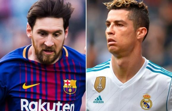 Cristiano Ronaldo, Hugo Lloris, Lionel Messi, Mohamed Salah… the top ten players in Europe in every position in 2018 so far