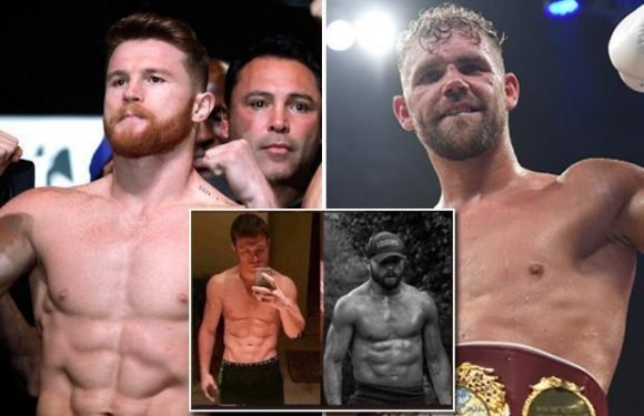 Billy Joe Saunders wants to fight Saul Alvarez… despite accusing the Mexican middleweight monster of being a drug cheat