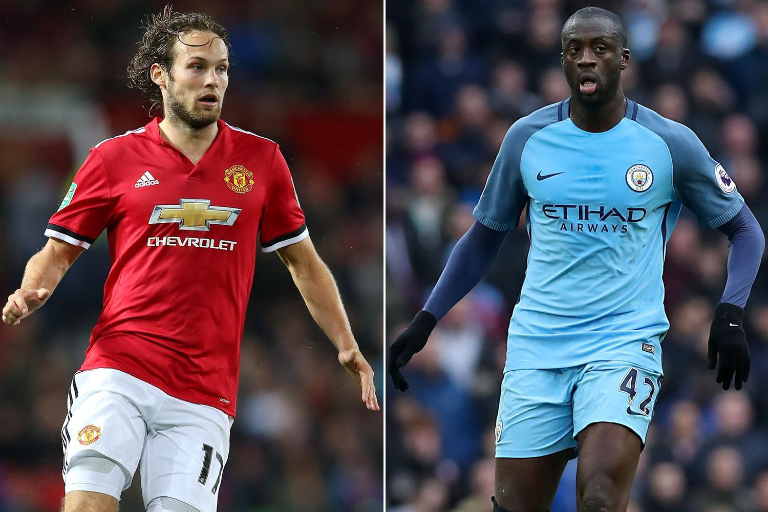 Leicester, Liverpool, Manchester City, Manchester United… the players on the brink of the axe this summer, including