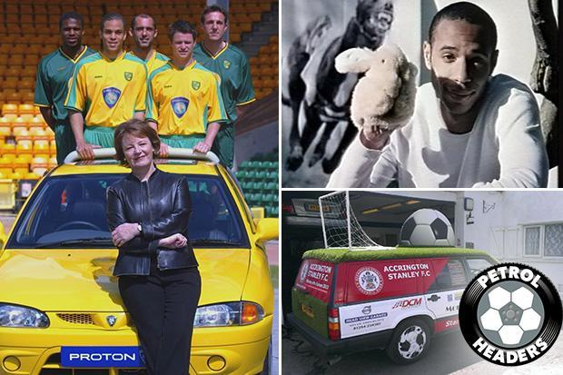 When car brands and football collide: The best and worst ways the beautiful game has joined forces with motor companies