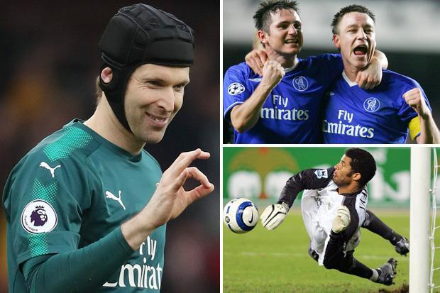 Arsenal stopper Petr Cech finally notched his 200th Premier League clean sheet in 3-0 over Watford… but which shock name has the most top-flight shut-outs?