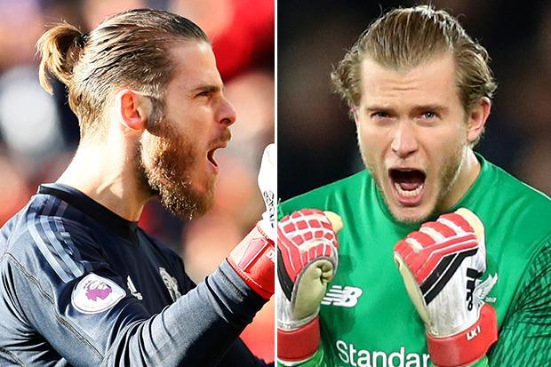 Liverpool stopper Loris Karius is the Champions League's best goalkeeper this season… with five clean sheets