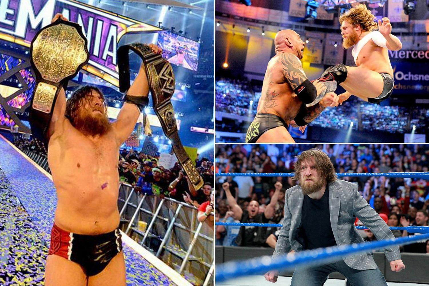 WWE has been given a second chance with Daniel Bryan and make him bigger than The Rock or Stone Cold Steve Austin