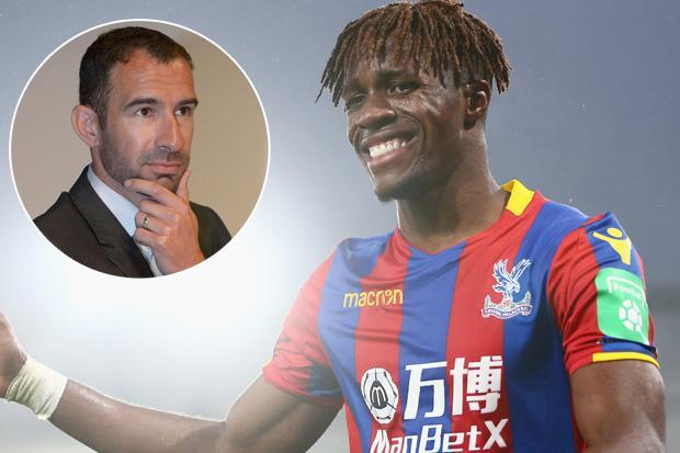 Wilfried Zaha key to Crystal Palace's Premier League survival hopes as Roy Hodgson prepares for crunch run of games