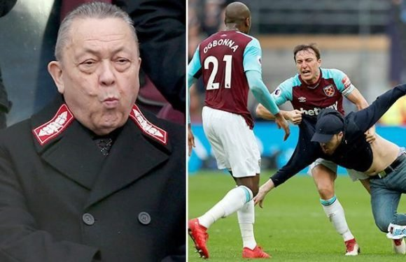 David Sullivan to abandon his seat in West Ham directors box to avoid more aggro at London Stadium cauldron